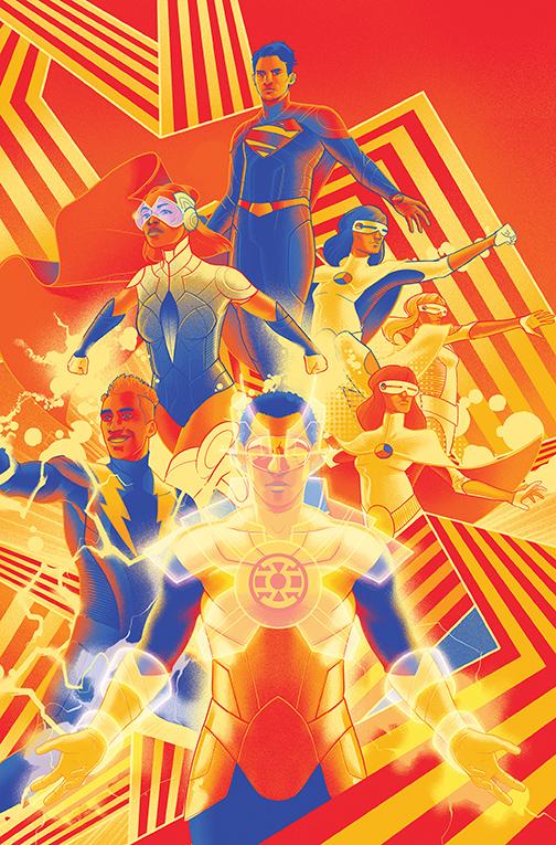 legion-of-super-heroes-12-variant-Taylor DC Comics December 2020 Solicitations