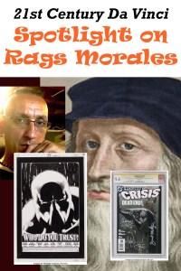 21stCenturyDaVinciRagsMorales-200x300 Spotlight on Rags Morales: 21st Century Da Vinci