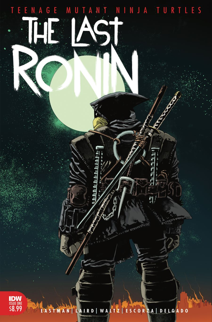 75fc763a-f3db-4ab0-99d6-a268f90d2658-1 THE LAST RONIN #1 pre-orders exceed expectations of humans and turtles alike