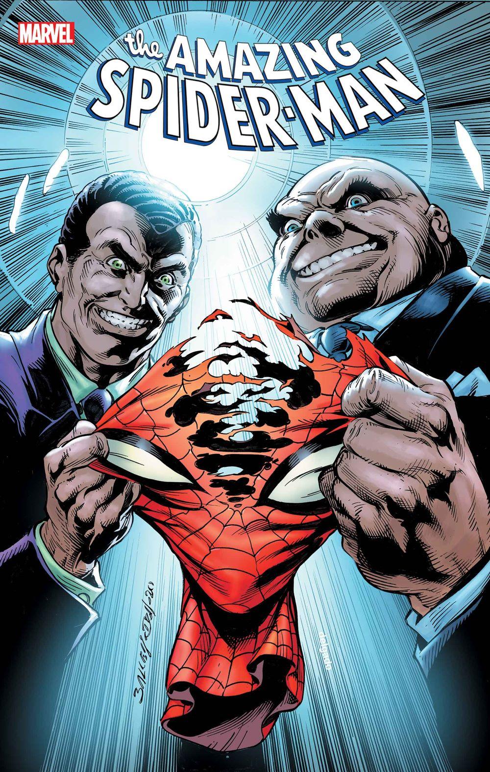 ASM2018056cov Marvel Comics January 2021 Solicitations