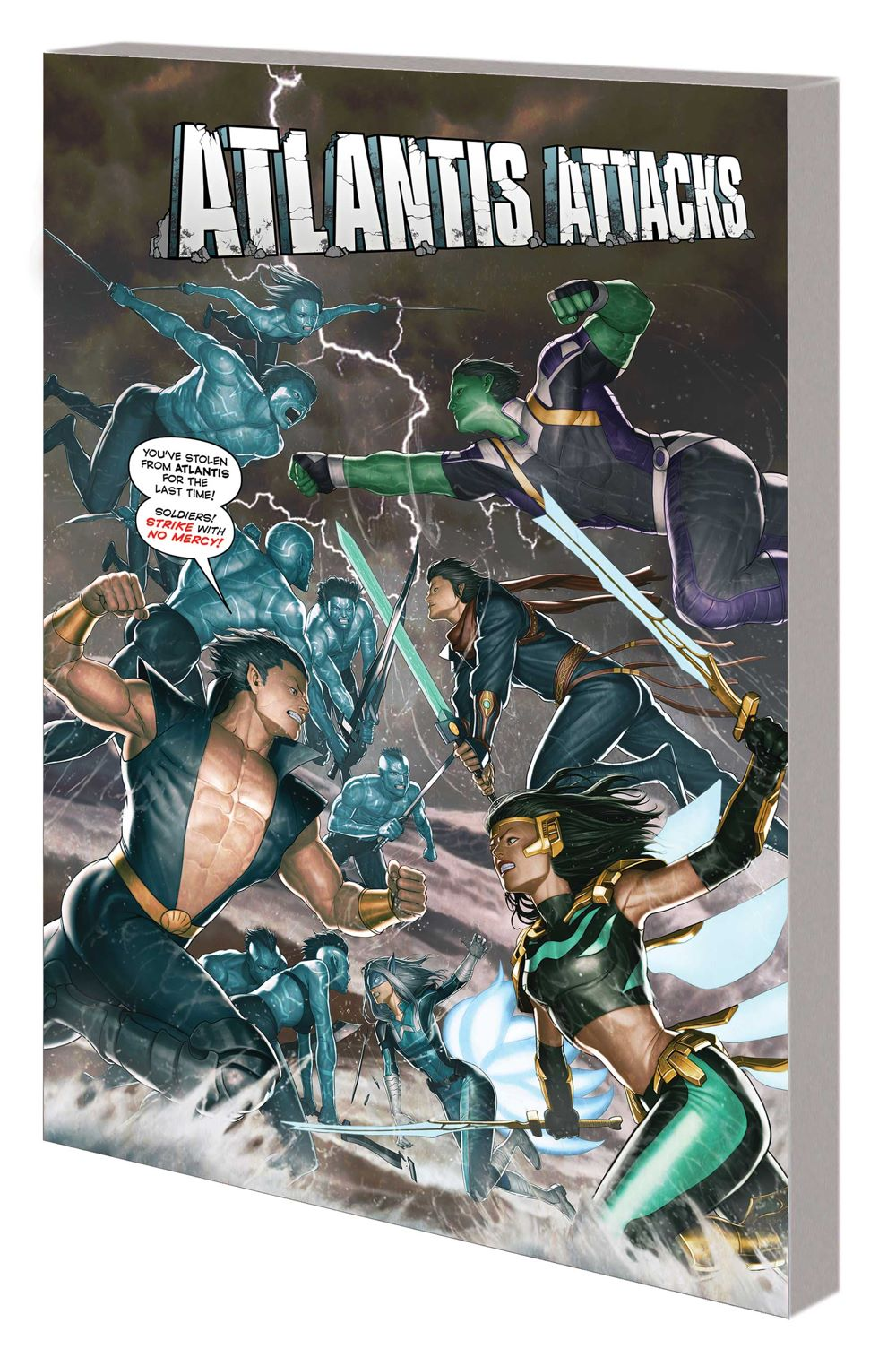 ATLANTISATTACKS_TPB Marvel Comics January 2021 Solicitations