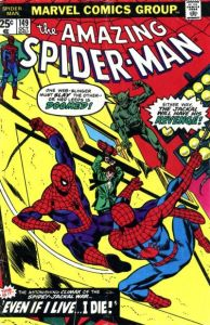 AmazingSpider-Man149-194x300 Amazing Spider-Man 129 Cover Art: $2,000,000 in Hype?