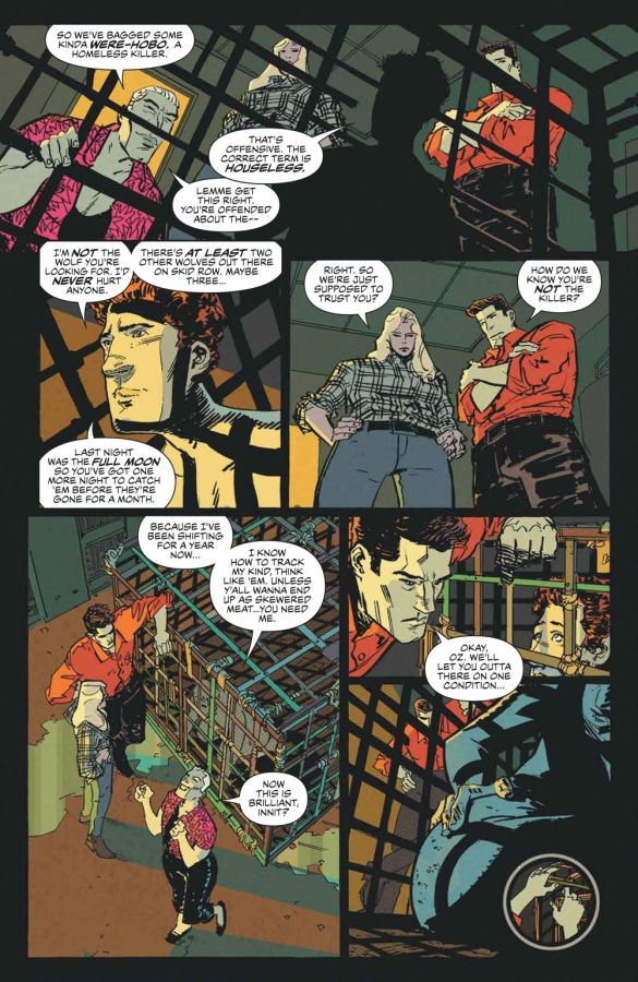 Angel_015_PRESS_3 ComicList Previews: ANGEL AND SPIKE #15