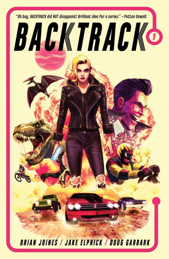 BACKTRACKV1-REFERENCE-001 ComicList Previews: BACKTRACK VOLUME 1 TP