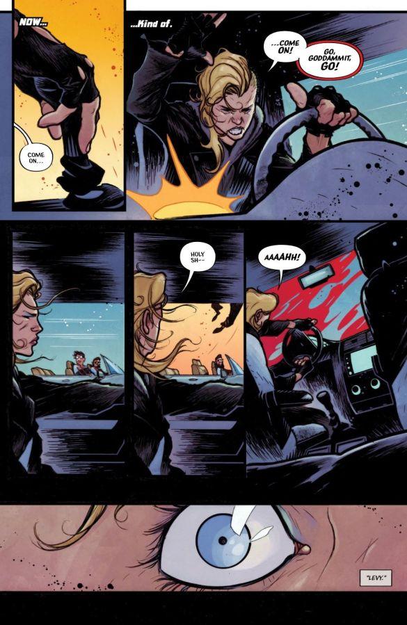 BACKTRACKV1-REFERENCE-008 ComicList Previews: BACKTRACK VOLUME 1 TP