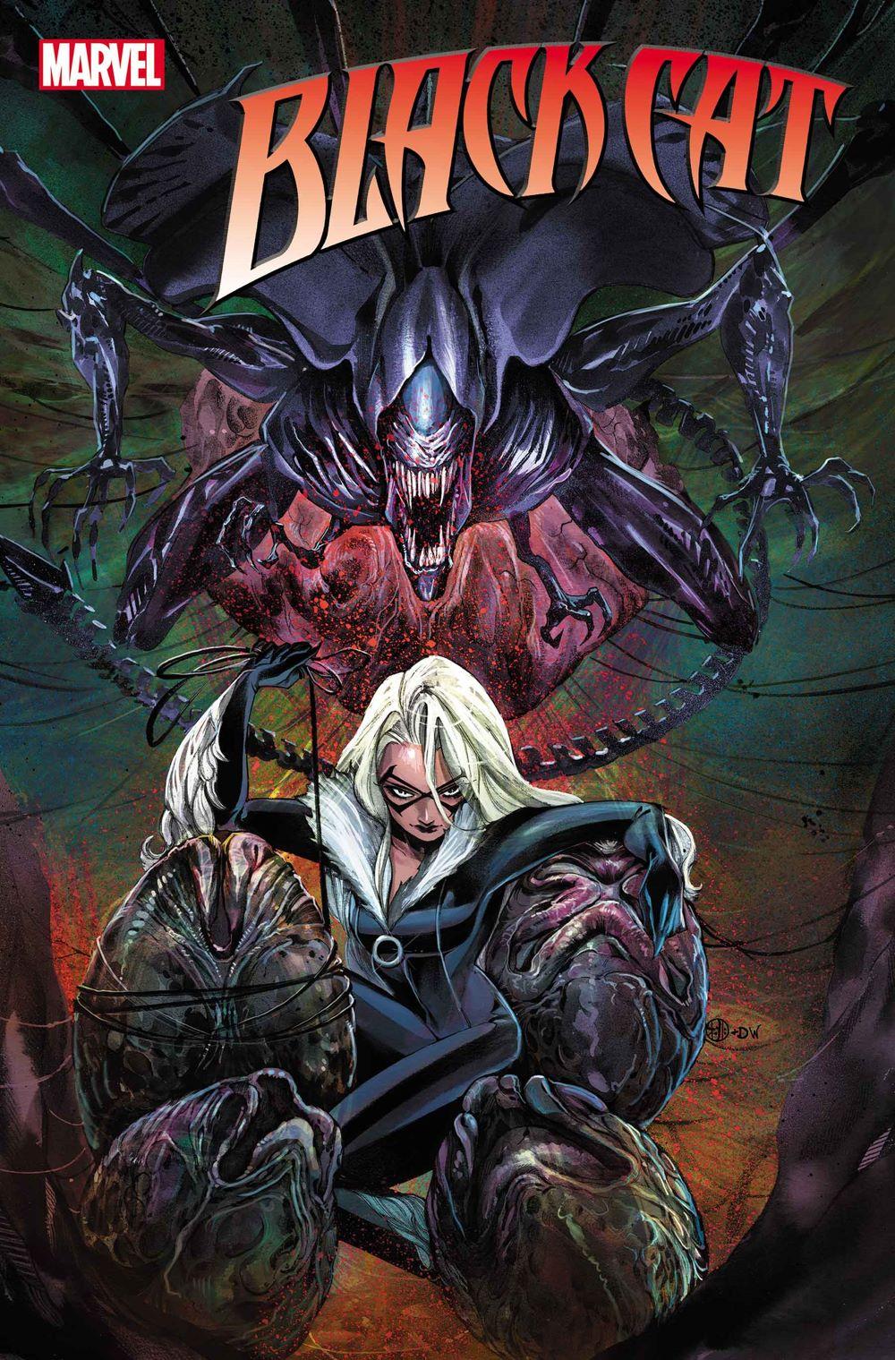 BLACKCAT2020002_MomokoVar Marvel Comics January 2021 Solicitations