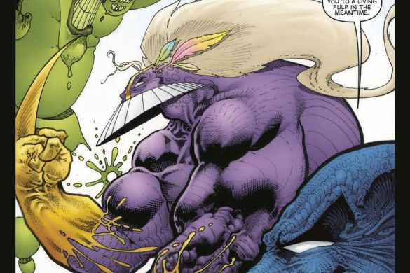 Batman-Maxx05_pr-6 ComicList Previews: BATMAN THE MAXX ARKHAM DREAMS #5