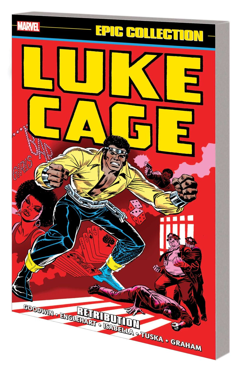 CAGEEPICV01_TPB Marvel Comics January 2021 Solicitations