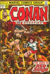 Conan-24-203x300 Hottest Comics 10/15 Strange Academy on the Rise