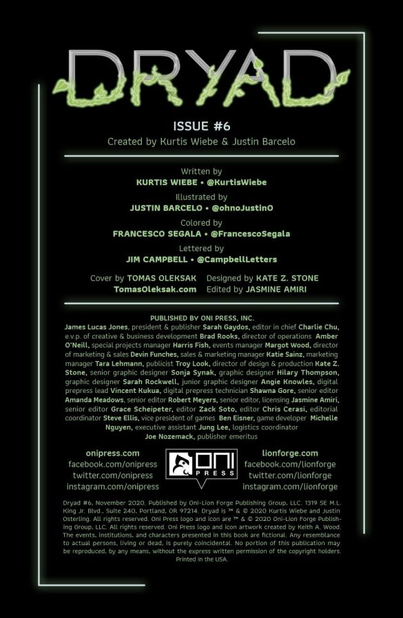 DRYAD-6-MARKETING-02 ComicList Previews: DRYAD #6