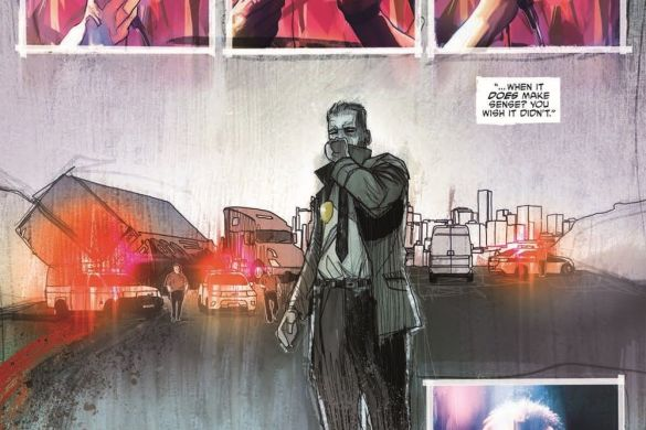 DyingIsEasy-HC_pr-5 ComicList Previews: DYING IS EASY HC