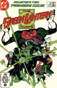Green-Lantern-201 Investing in the Green Lantern Corps: Upon Further Review....