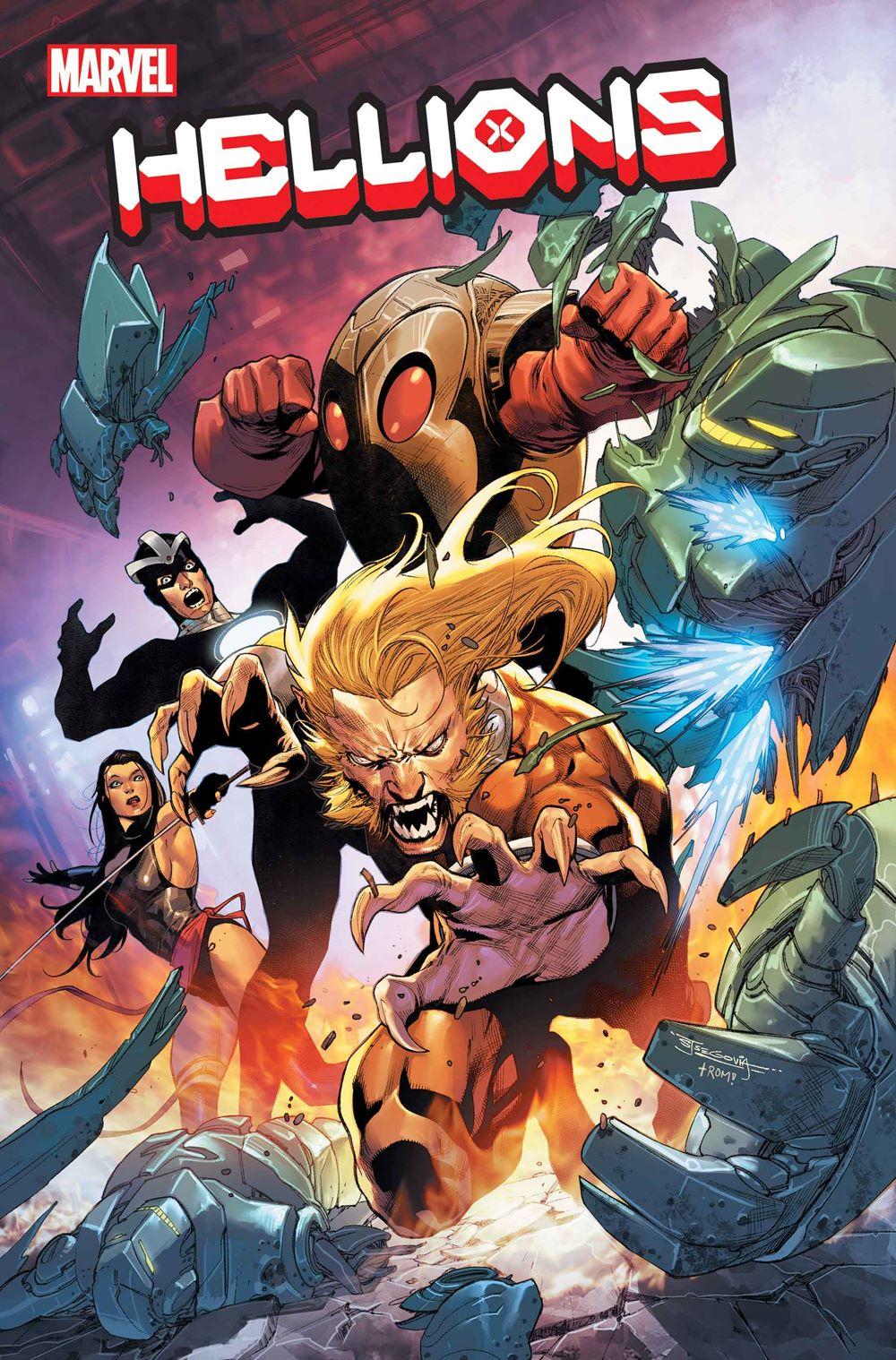 HELLIONS2020008_COV_COL Marvel Comics January 2021 Solicitations