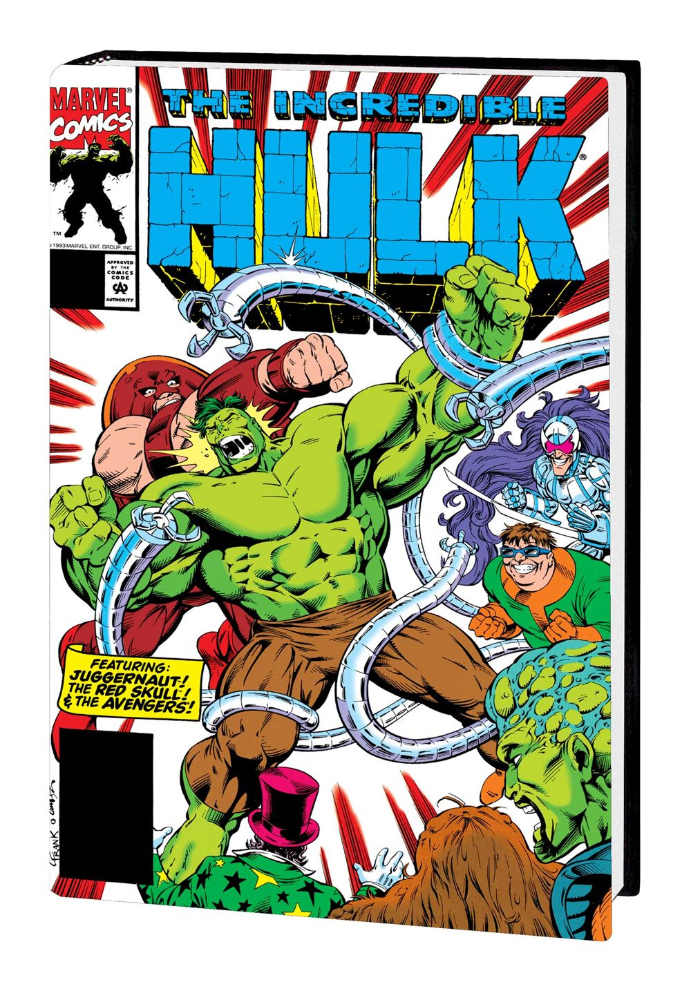 HULK_VOL_3_OMNIBUS_HC_DAVID_VAR Marvel Comics January 2021 Solicitations
