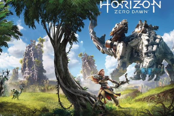 HZD_4_B ComicList Previews: HORIZON ZERO DAWN #4