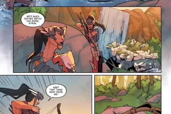 Horizon-Zero-Dawn-4-Interiors-_Page_2 ComicList Previews: HORIZON ZERO DAWN #4