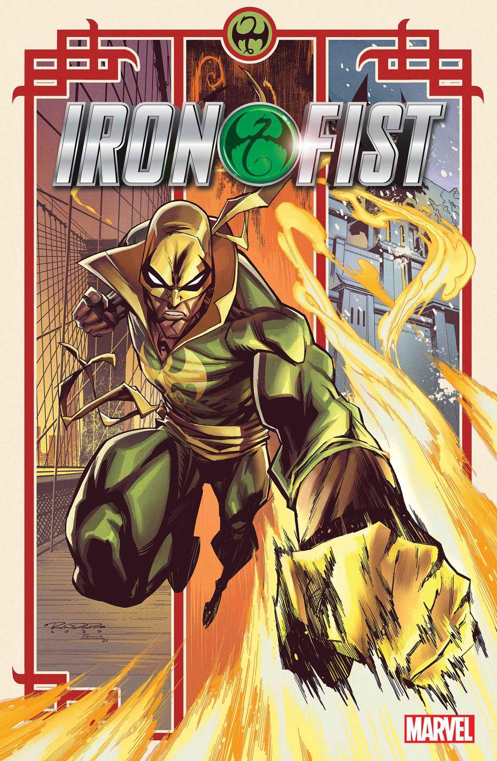 IRONFISTHOD2021001_RandolphVar Marvel Comics January 2021 Solicitations