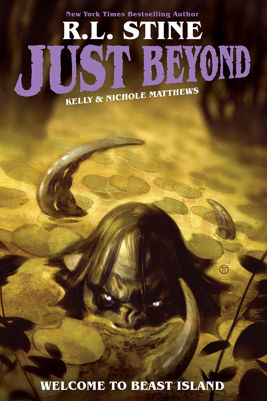 JustBeyond_WelcomeBeastIsland_SC_Cover-1 ComicList Previews: JUST BEYOND WELCOME TO BEAST ISLAND GN