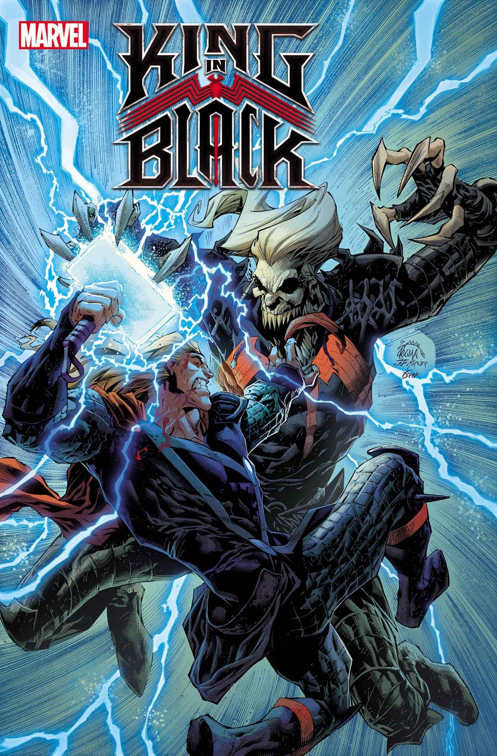 KINGINBLACK2020003_cvr-1 Marvel Comics January 2021 Solicitations