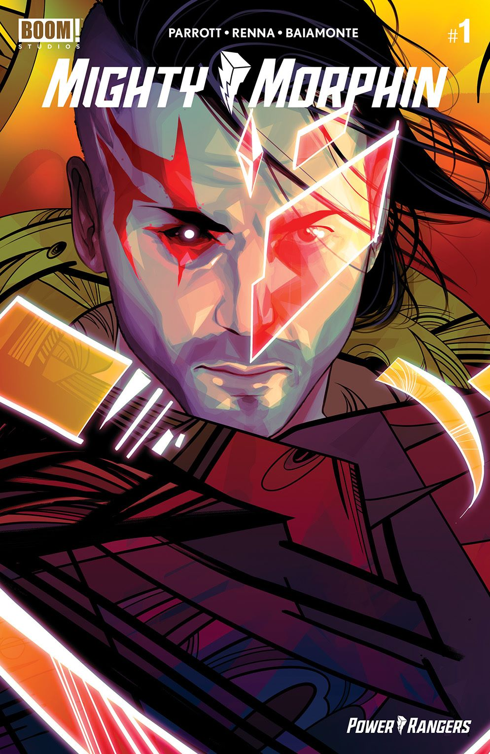 MightyMorphin_001_Cover_F_Variant ComicList: BOOM! Studios New Releases for 11/04/2020