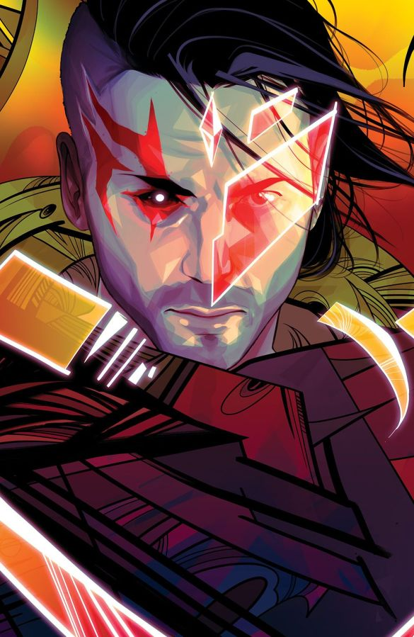 MightyMorphin_001_Cover_I_Variant ComicList Previews: MIGHTY MORPHIN #1