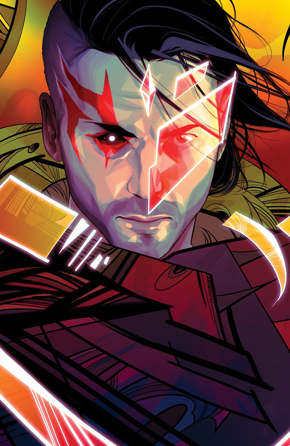 MightyMorphin_001_Cover_I_Variant ComicList: BOOM! Studios New Releases for 11/04/2020