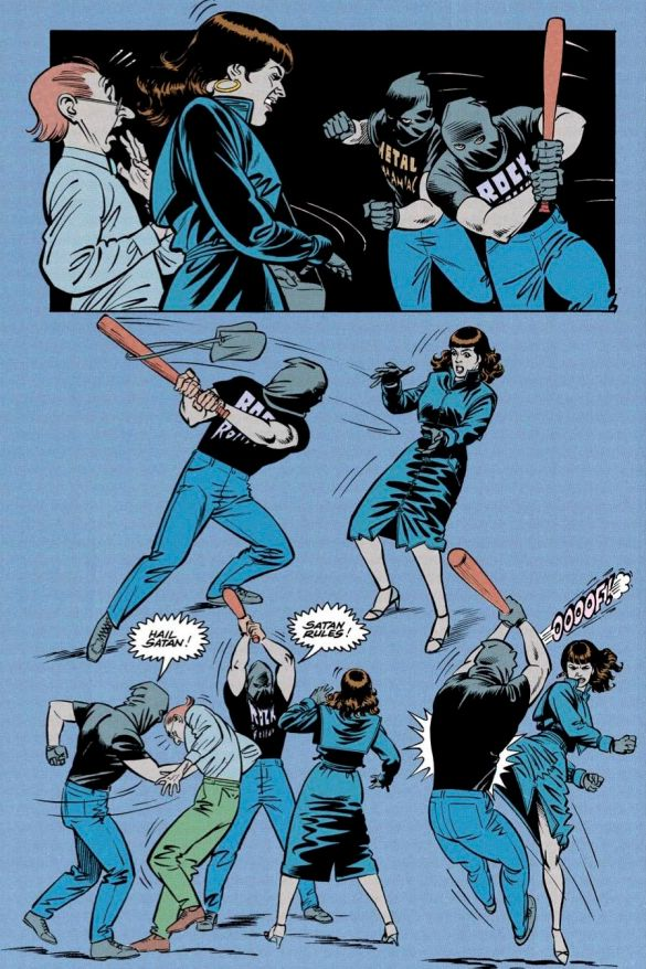 Ms_Tree_Skeletons-3-1 ComicList Previews: MS. TREE VOLUME 2 SKELETON IN THE CLOSET TP