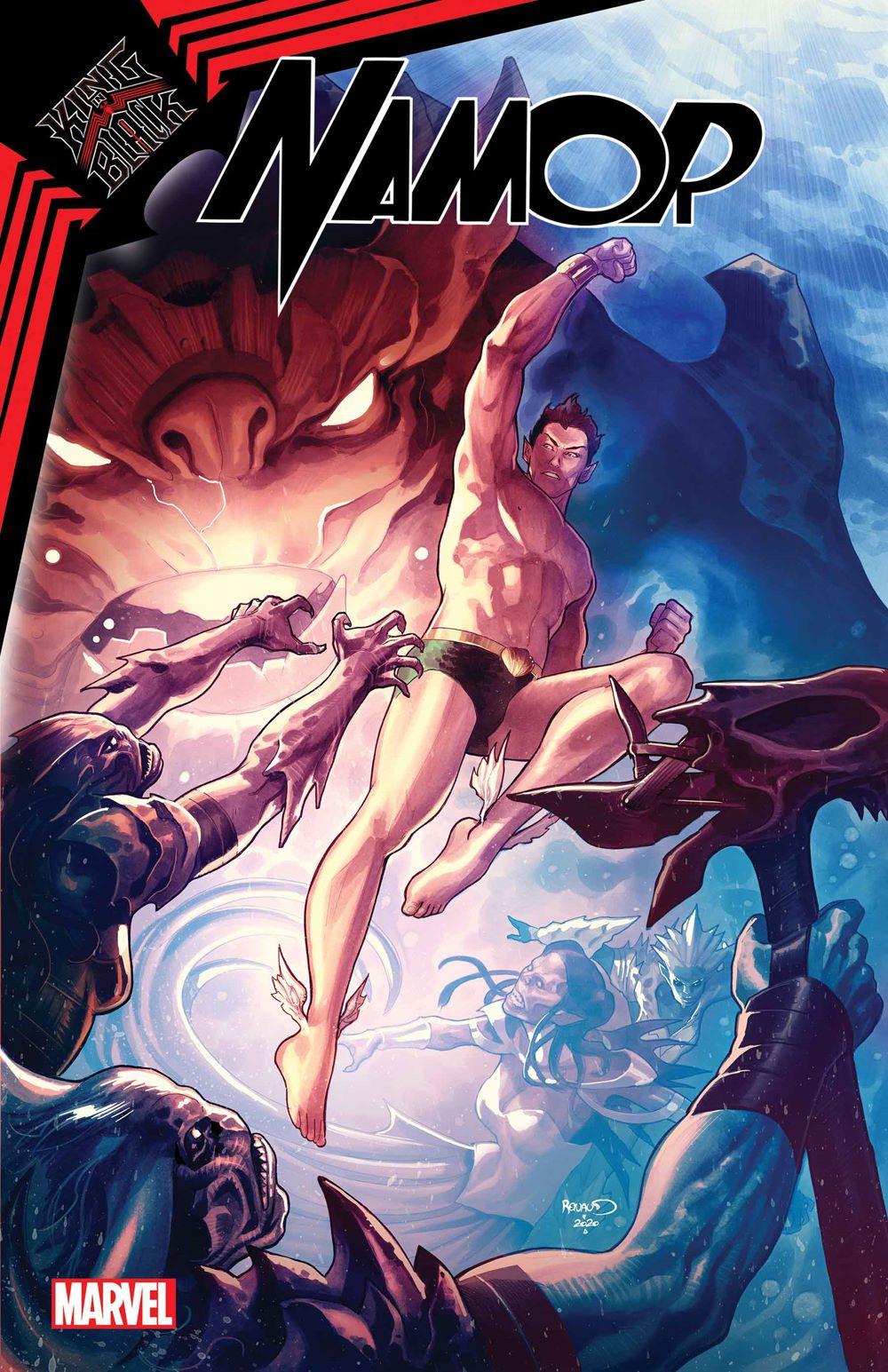 NAMORKIB2020003_Renaud_Var Marvel Comics Extended Forecast for 10/28/2020