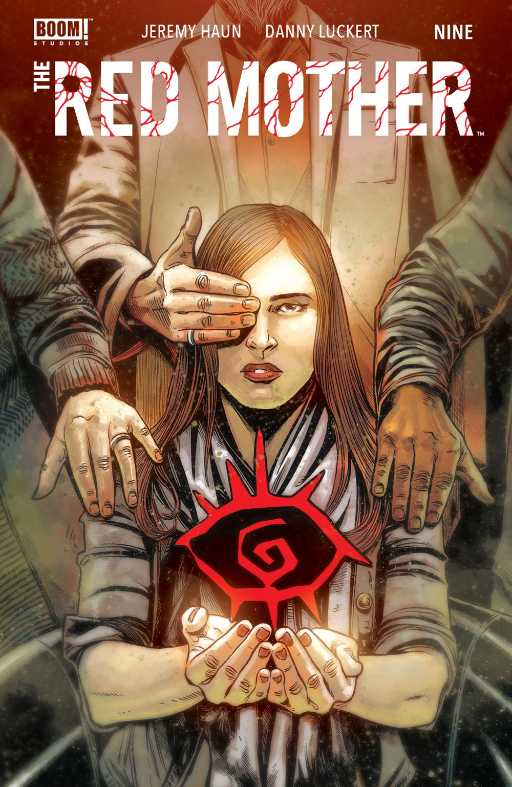 RedMother_009_Cover ComicList Previews: THE RED MOTHER #9