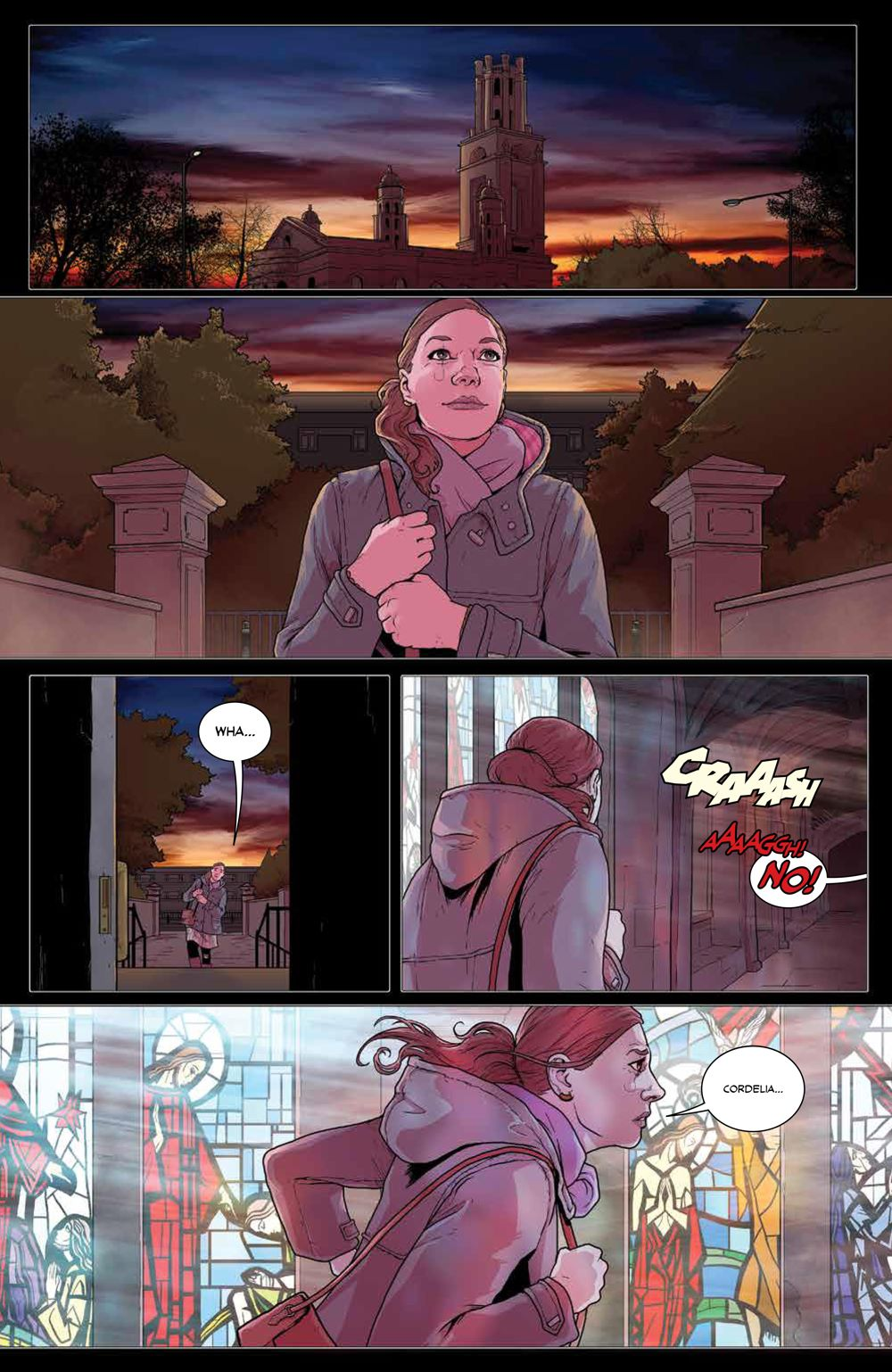 RedMother_009_PRESS_4 ComicList Previews: THE RED MOTHER #9