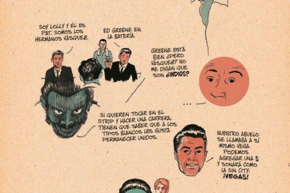 Redbone_Spanish_pr-5 ComicList Previews: REDBONE LA VERDADERA HISTORIA DE UNA BANDA DE ROCK NATIVA AMERICANA HC