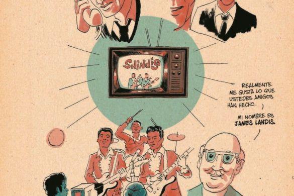 Redbone_Spanish_pr-7 ComicList Previews: REDBONE LA VERDADERA HISTORIA DE UNA BANDA DE ROCK NATIVA AMERICANA HC
