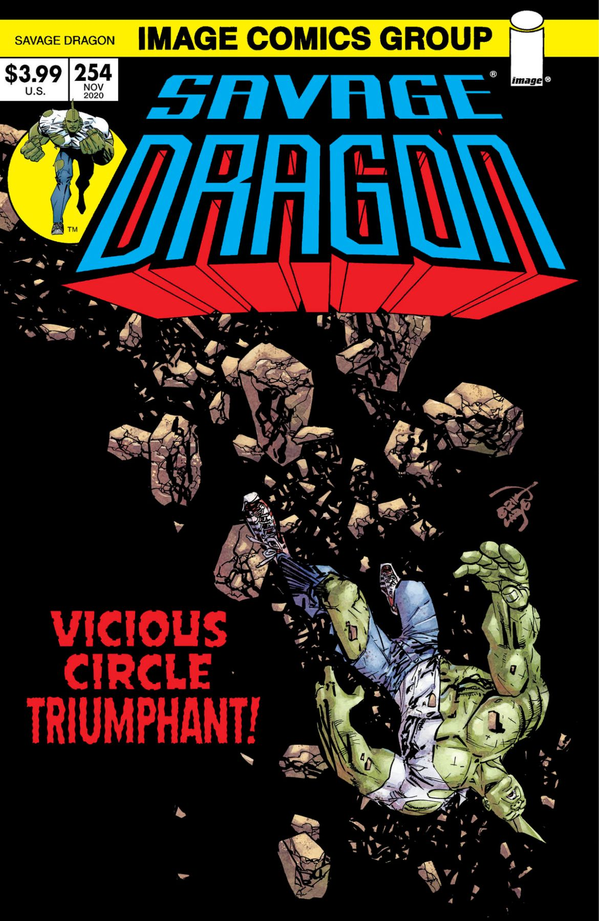 SD_254_70s_c6815a0147f8285e3b5042ebb3626151-2 SAVAGE DRAGON #254-256 to feature retro style variant covers