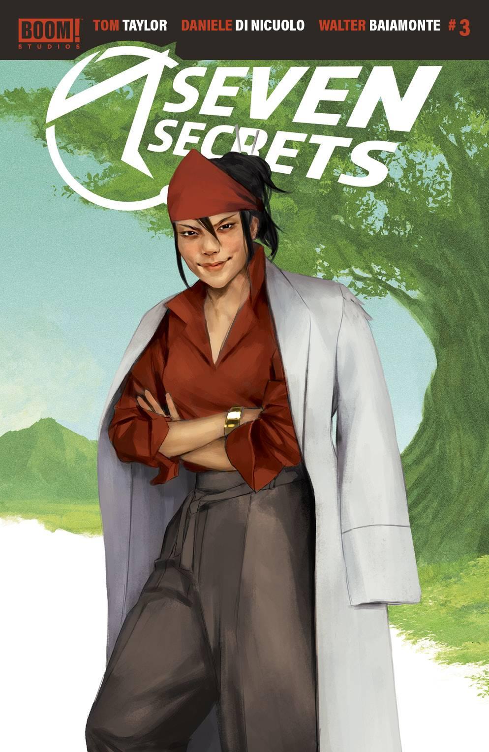 STL165415 ComicList Previews: SEVEN SECRETS #3