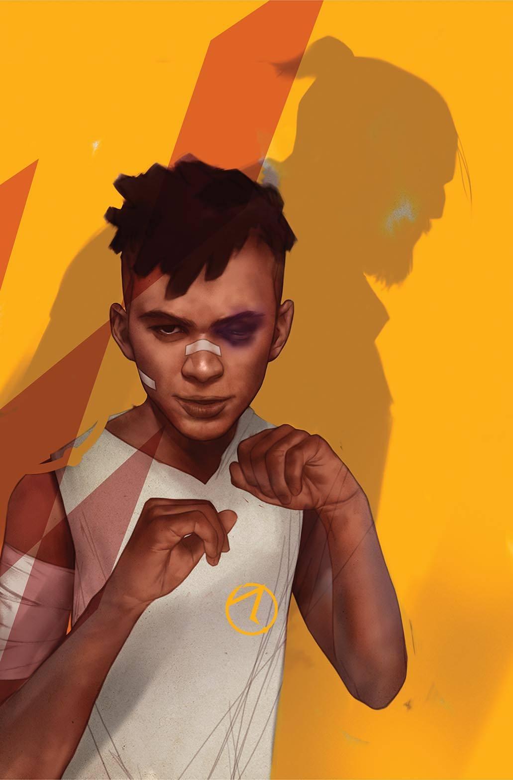 STL173006 ComicList Previews: SEVEN SECRETS #3