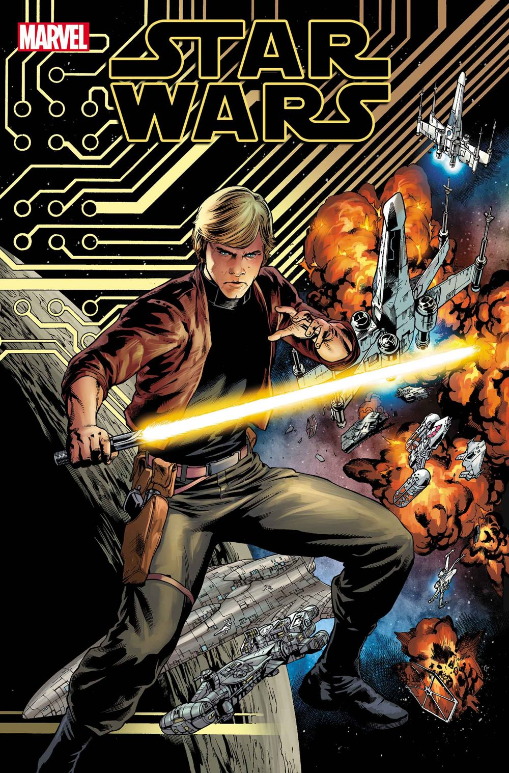 STWARS2020010_cov Marvel Comics January 2021 Solicitations