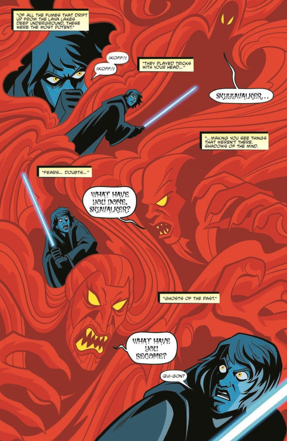 SW_ShadowOfVadersCastle_01-pr-6 ComicList Previews: STAR WARS ADVENTURES SHADOW OF VADER'S CASTLE #1