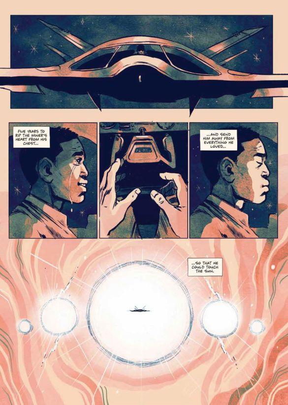 SacrificeDarkness_HC_PRESS_13 ComicList Previews: THE SACRIFICE OF DARKNESS HC