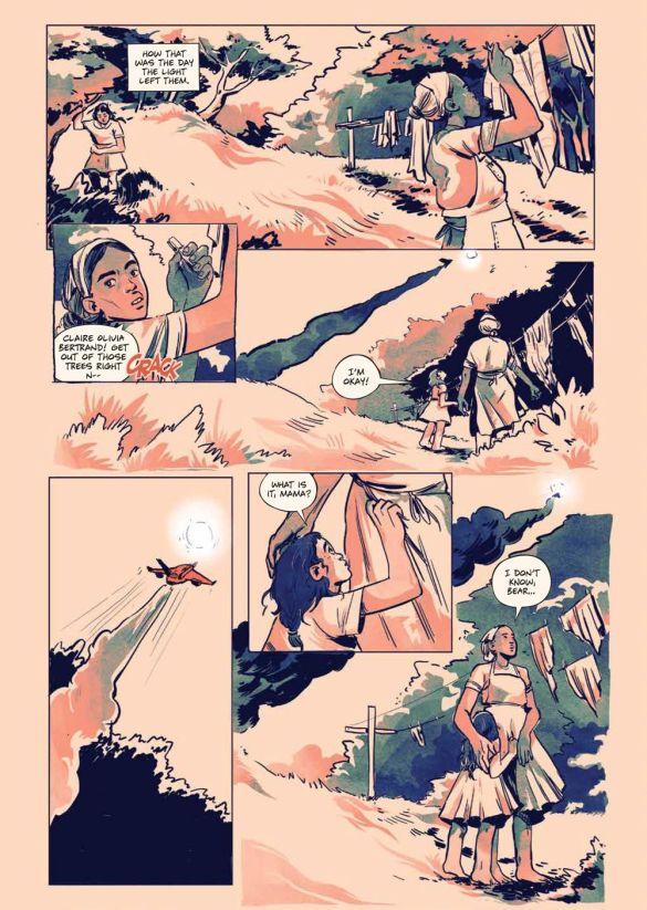 SacrificeDarkness_HC_PRESS_15 ComicList Previews: THE SACRIFICE OF DARKNESS HC
