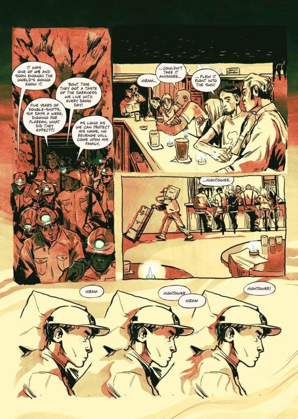 SacrificeDarkness_HC_PRESS_18 ComicList Previews: THE SACRIFICE OF DARKNESS HC
