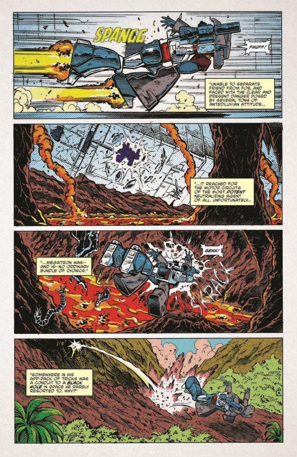 TF84-04-pr-4-1 ComicList Previews: TRANSFORMERS '84 SECRETS AND LIES #4