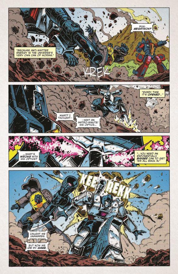 TF84-04-pr-5-3 ComicList Previews: TRANSFORMERS '84 SECRETS AND LIES #4