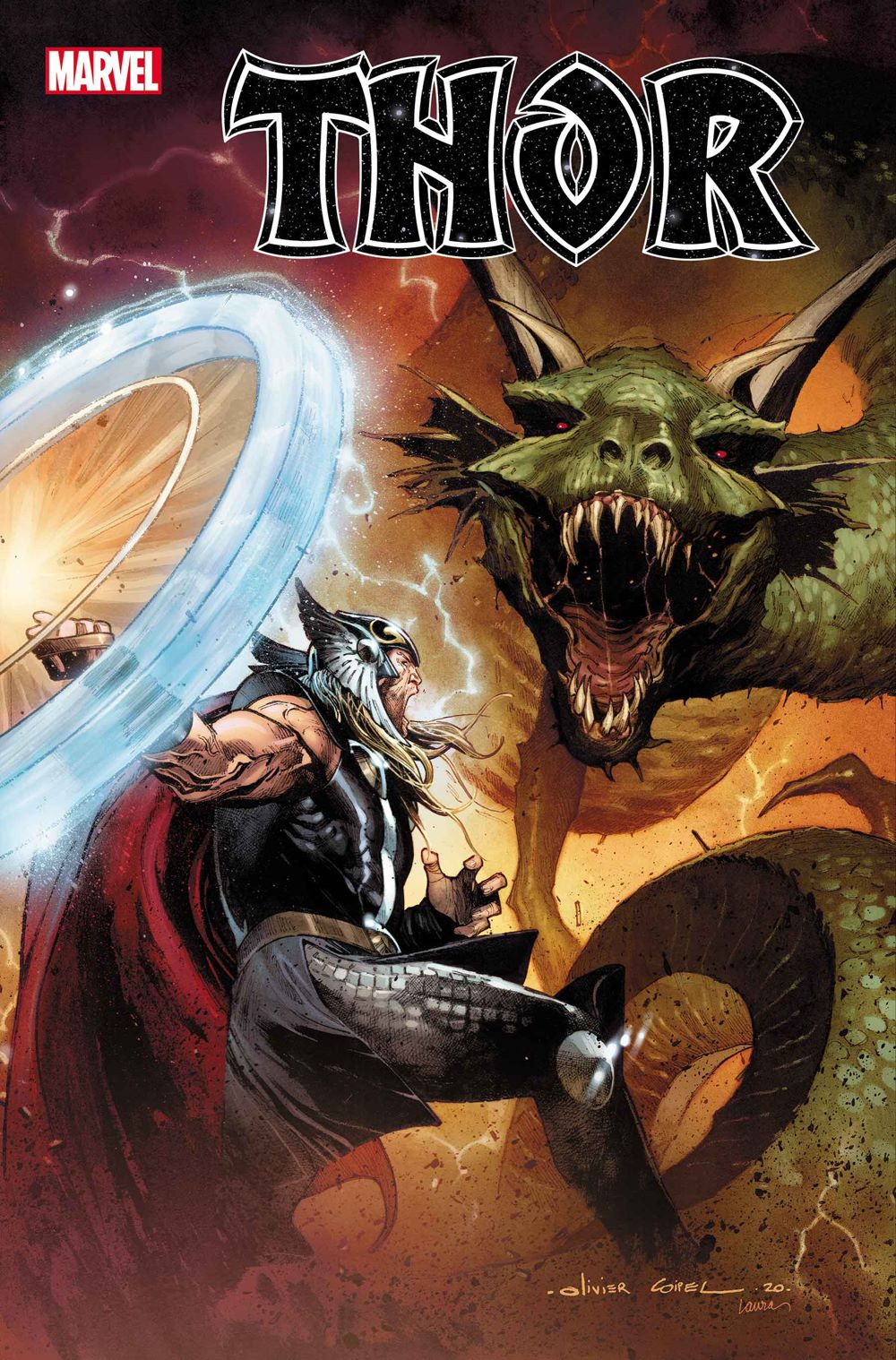 THOR2020011_cvr Marvel Comics January 2021 Solicitations
