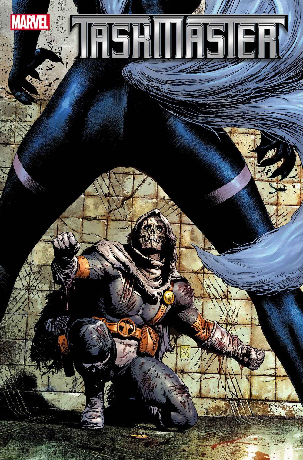 TMASTER2020003_cov Marvel Comics January 2021 Solicitations