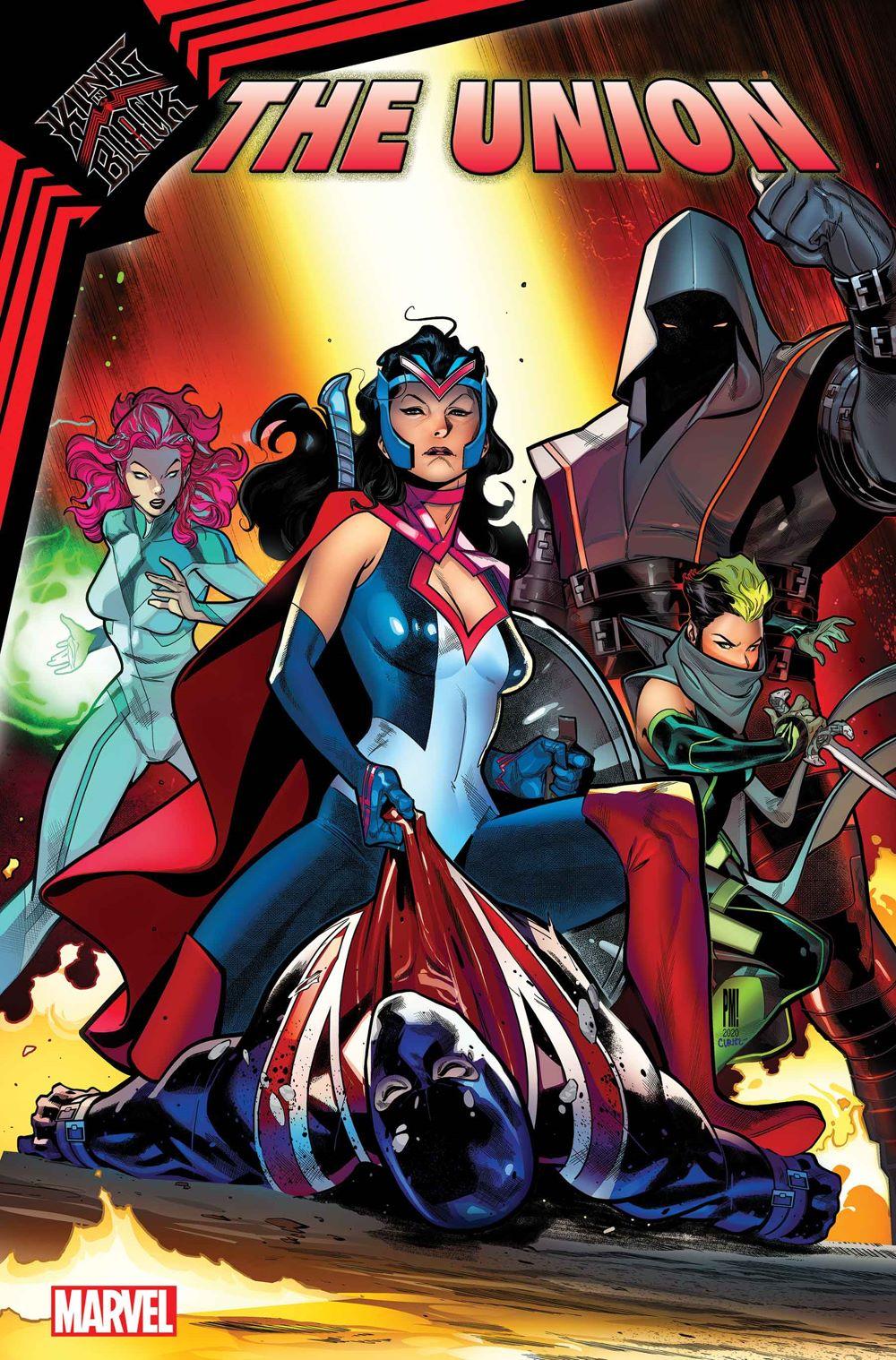 UNION2020002_cvr Marvel Comics January 2021 Solicitations