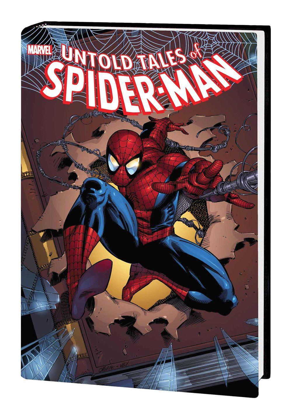 UNTOLD_SM_OMNIBUS_HC Marvel Comics January 2021 Solicitations