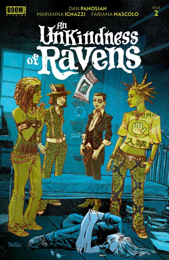 UnkindnessRavens_002_Cover_A_Main-1 ComicList Previews: AN UNKINDNESS OF RAVENS #2