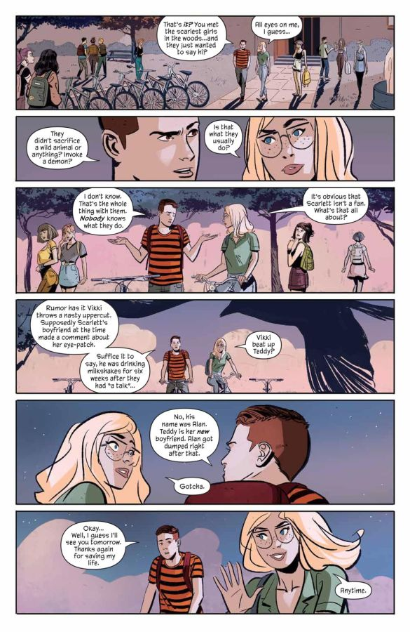 UnkindnessRavens_002_PRESS_6 ComicList Previews: AN UNKINDNESS OF RAVENS #2