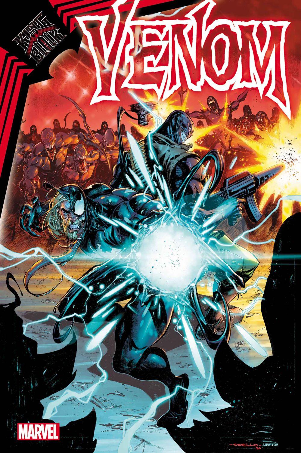 Venom_32 Marvel Comics January 2021 Solicitations