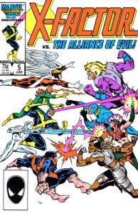 X-Factor-5-194x300 And Now... the All-New, All-Different Apocalypse